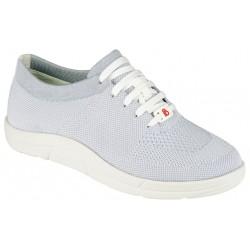 Allegra - szare/białe / ComfortKnit